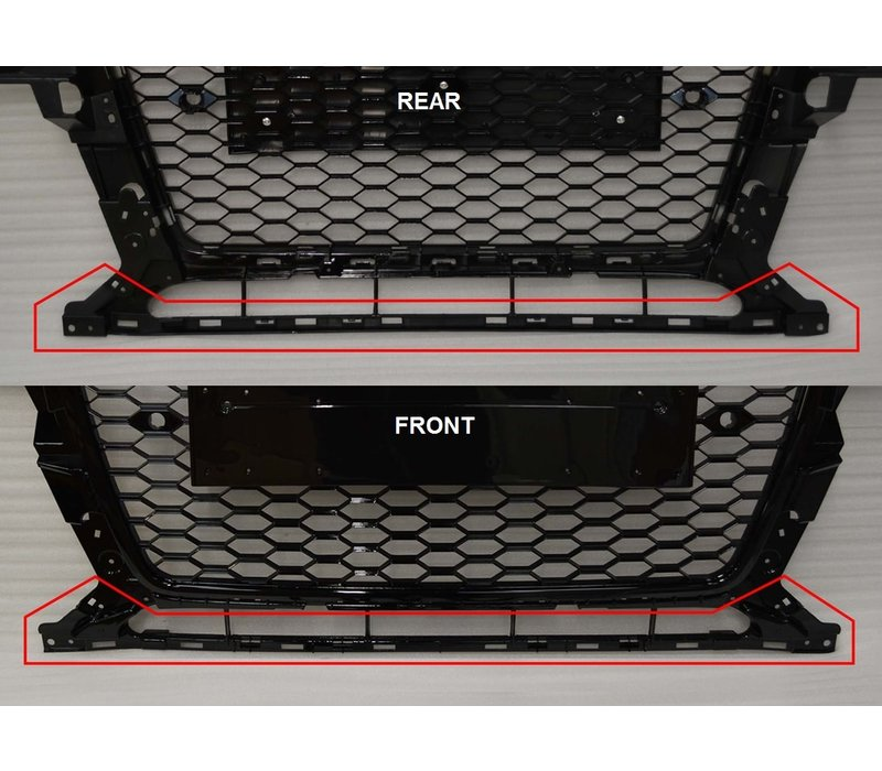 RS Q5 Look Front Grill voor Audi Q5 8R