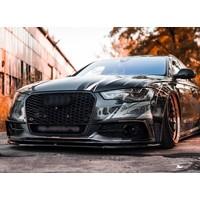 Aggressive Frontstoßstange spoiler für Audi A6 C7 S-line & S6