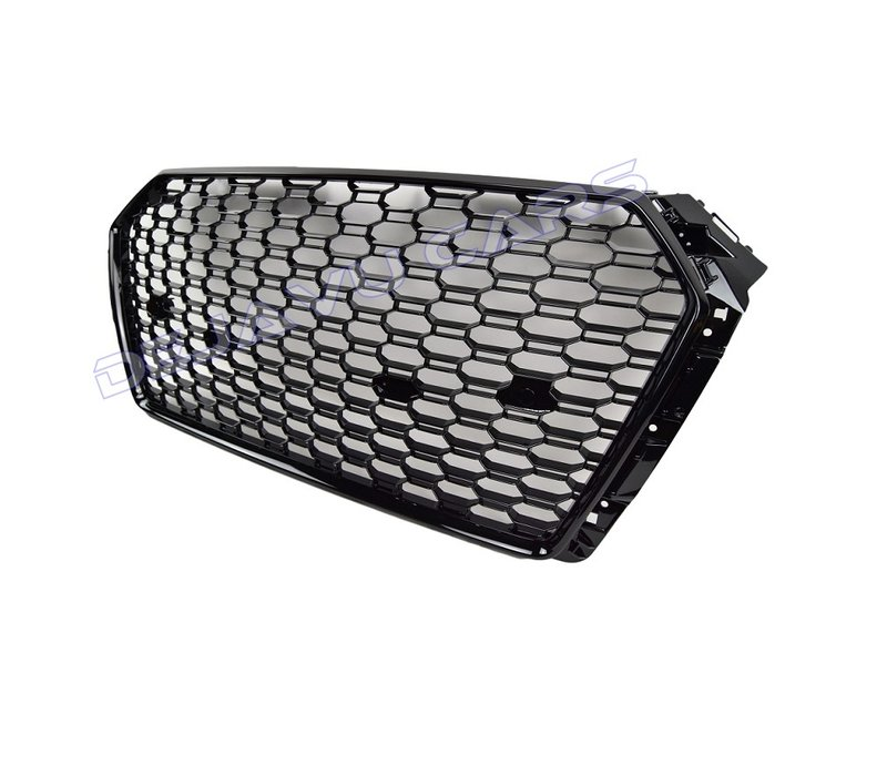 RS4 Look Front Grill for Audi A4 B9