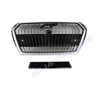 Diamond Look Front Grill voor Audi A4 B9