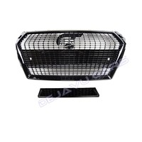 Black Diamond Look Front Grill for Audi A4 B9