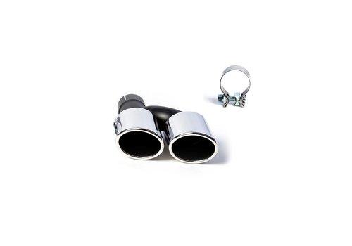 DEJAVU CARS - OEM LINE S Look Exhaust Tail pipe