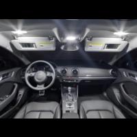 LED Interieur Verlichting Pakket voor Audi A3 8V