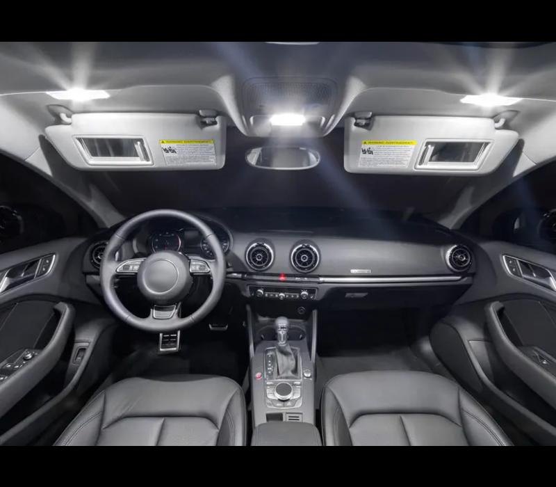LED Interior Lights Package for Audi A3 8V