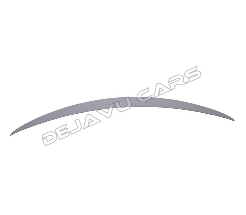 AMG Look Tailgate spoiler lip for Mercedes Benz C-Class W205