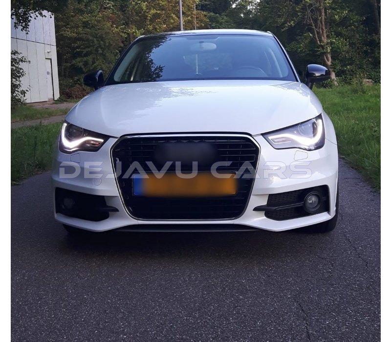 Bi Xenon look LED Koplampen voor Audi A1 8X