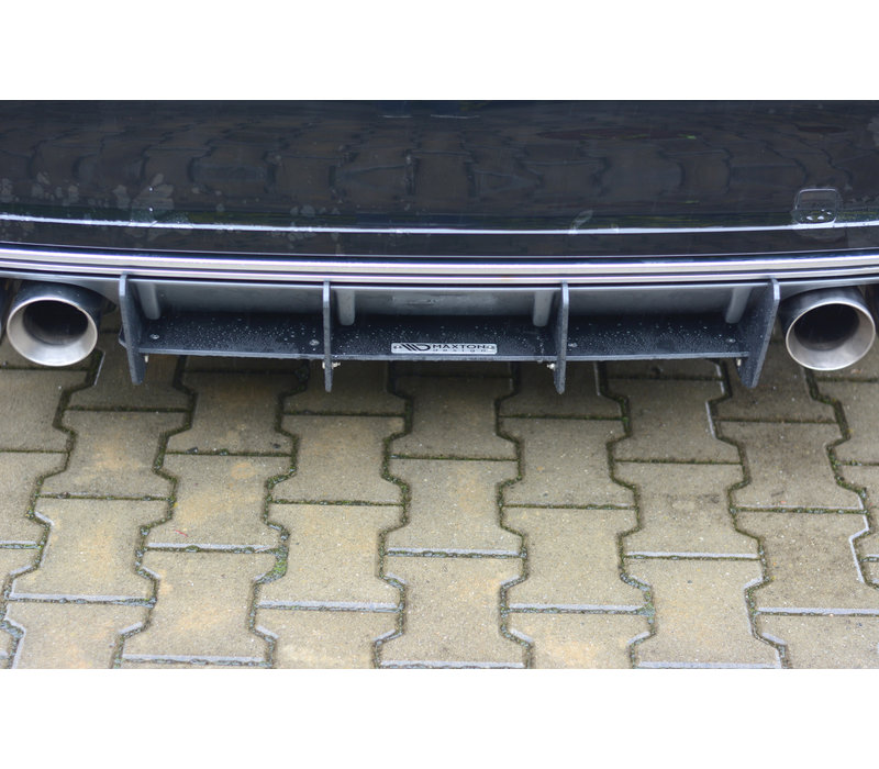 Aggressive Diffusor für Audi S3 8V