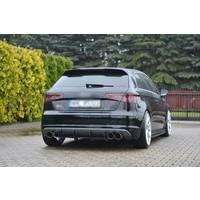 Aggressive Diffuser voor Audi S3 8V