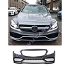 OEM LINE C63 AMG Look Front bumper for Mercedes Benz C-Class W205
