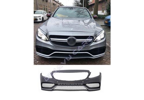 OEM LINE C63 AMG Look Voorbumper voor Mercedes Benz C-Klasse W205