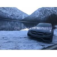 C63 AMG Look Voorbumper voor Mercedes Benz C-Klasse W205