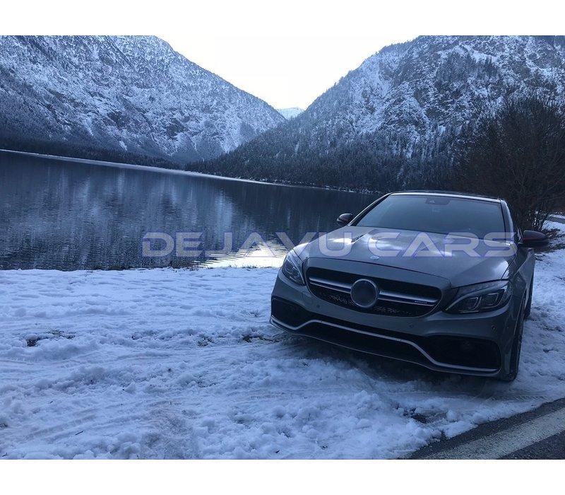 C63 AMG Look Front bumper for Mercedes Benz C-Class W205