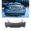 OEM LINE C63 AMG Look Rear bumper for Mercedes Benz C-Class W205