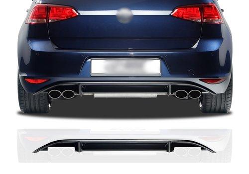 OEM LINE R Look Diffuser for Volkswagen Golf 7