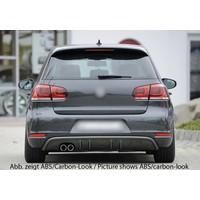 Diffusor für Volkswagen Golf 6 GTD