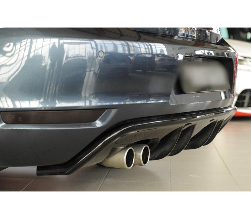 Diffuser voor Volkswagen Golf 6 GTD