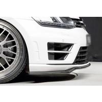 Front Splitter für Volkswagen Golf 7 R /  R line