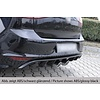 Rieger R20 Look Diffuser for Volkswagen Golf 7 R /  R line