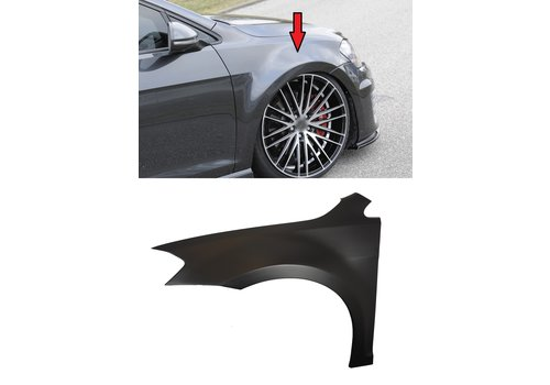 Rieger Fender for extremely lowering (ca. 30mm expanded)