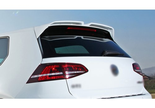 Rieger Oettinger Roof Spoiler for Volkswagen Golf 7 R / GTI / GTD