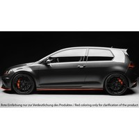 Side skirts Diffuser for Volkswagen Golf 7 GTI Clubsport