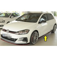 Side skirts Diffuser for Volkswagen Golf 7 GTI Facelift GTI - TCR