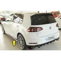 Seitenschweller Diffusor für Volkswagen Golf 7 Facelift GTI - TCR