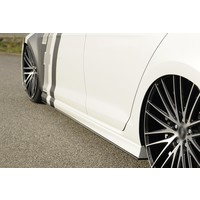 Side skirts Diffuser for Volkswagen Golf 7 R / R line