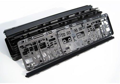 DEJAVU CARS - OEM LINE Hoge kwaliteit kentekenplaat houder - Made in Germany