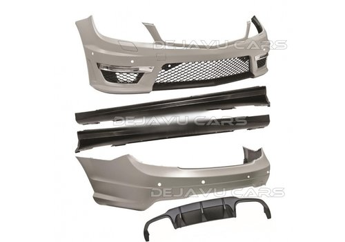 OEM LINE C63 AMG Look Body Kit voor Mercedes Benz C-Klasse W204