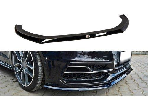 Maxton Design Front splitter for Audi S3 8V / S line