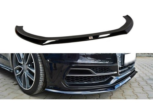 Maxton Design Front splitter voor Audi S3 8V / S line