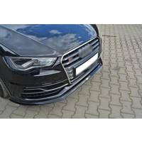 Front splitter voor Audi S3 8V / S line