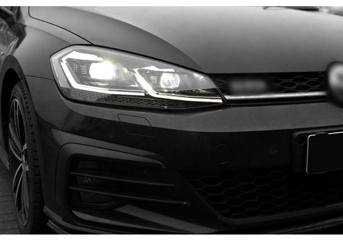 OEM LINE LED Headlights for Volkswagen Golf 7 Facelift