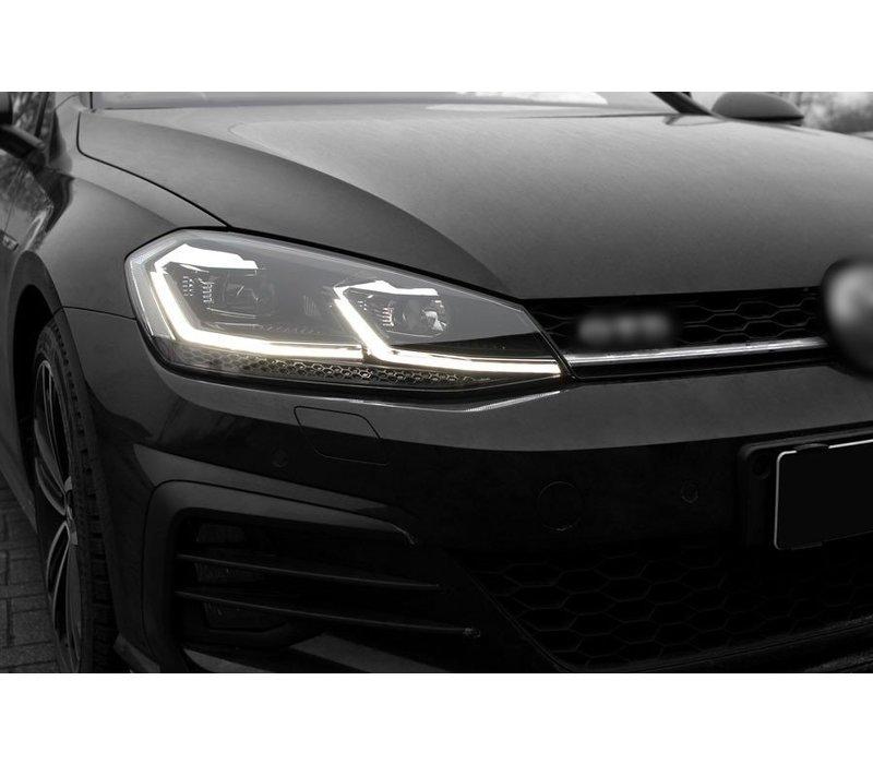 LED Headlights for Volkswagen Golf 7 Facelift