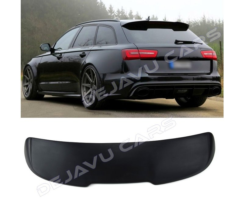 Roof Spoiler for Audi A6 C7