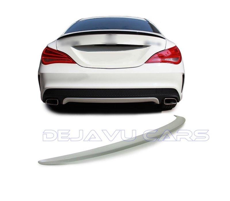 AMG Look Achterklep spoiler lip voor Mercedes Benz CLA-Klasse W117 / C117