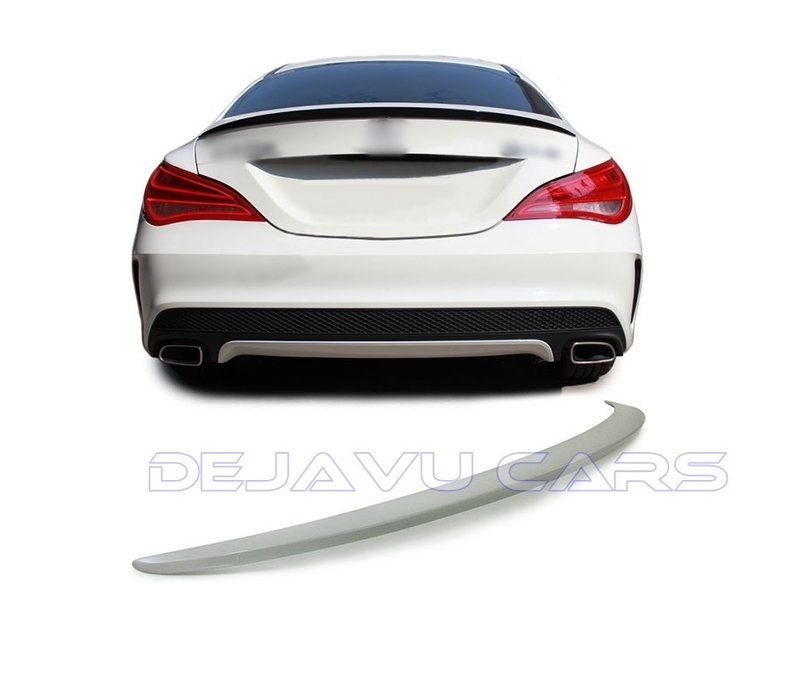 AMG Look Tailgate spoiler lip for Mercedes Benz CLA-Class W117 / C117
