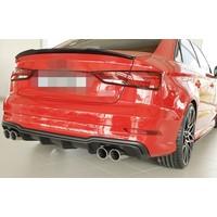 S3 Look Diffuser voor Audi A3 8V S line