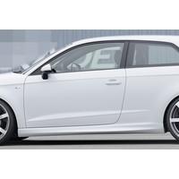 S line S3 RS3 Look Seitenschweller für Audi A3 8V