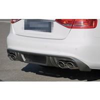 Aggressive Diffuser voor Audi S4 B8 / S line