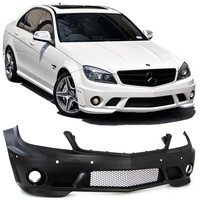 C63 AMG Look Body Kit for Mercedes Benz C-Class W204