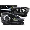OEM LINE LED Bi Xenon Look Scheinwerfer für Mercedes Benz C-Klasse W204