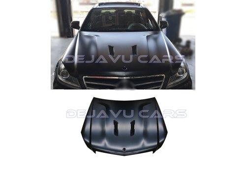 OEM LINE Black Series C63 AMG Look Bonnet Hood for Mercedes Benz C-Class W204