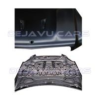 Black Series C63 AMG Look Bonnet Hood for Mercedes Benz C-Class W204