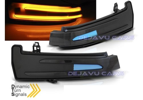 OEM LINE Dynamic LED Side Mirror Turn Signal for Mercedes Benz  W205 W213 W222