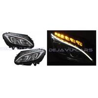 Bi Xenon Look LED Headlights for Mercedes Benz C-Class W205