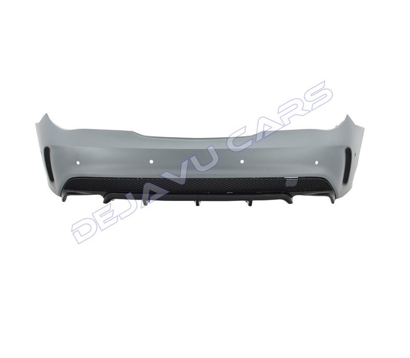 CLA45 AMG Look Rear bumper for Mercedes Benz CLA-Klasse W117 / C117