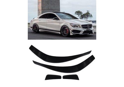 OEM LINE Spoiler satz für Mercedes Benz CLA-Klasse W117 / C117