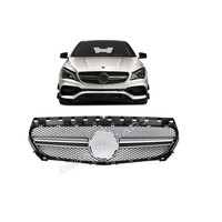 CLA45 AMGLook Kühlergrill für Mercedes Benz CLA-Klasse W117 / C117 / X117